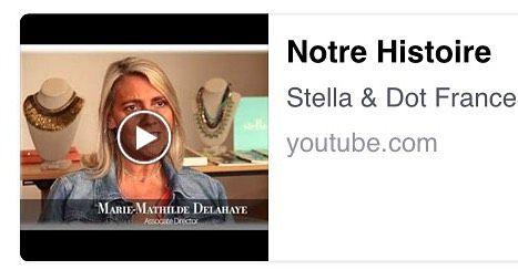 POUR TOUT SAVOIR SUR STELLA AND DOT (extrait de trunk show) Copier coller sur internet le lien suivant : http://youtu.be/QEEkUHBLTKQ  Contactez-moi sur mon site web http://ift.tt/1P5gAbZ  facebook/sophiemersy.styliste sophiemersy.styliste@gmail.com pour toutes infos  stelladot#stelladotfr #stellaanddot #stelladotstyle#bijou #accessoire #sac #collier#instagood #instasmile #instamode #mode#fashion#stelladotstylist#vdi#stelladotfrance #bijoux#accessoires#mode