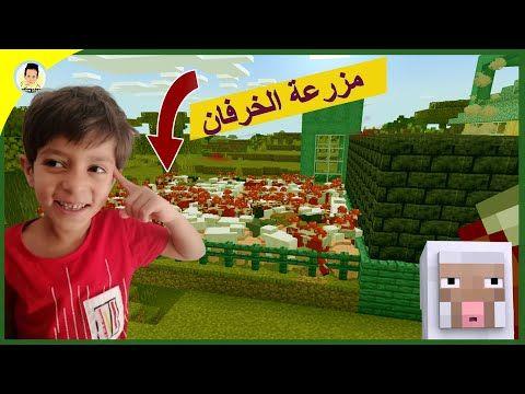 ماين كرافت سويت اكبر مزرعة الخرفان بالعلم Minecraft Youtube
