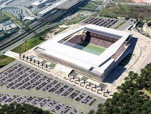 Fotos Estádios Copa 2014