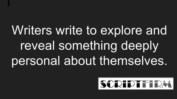 Visit me at www.scriptfirm.wordpress.com #screenwriting #scripts #writing