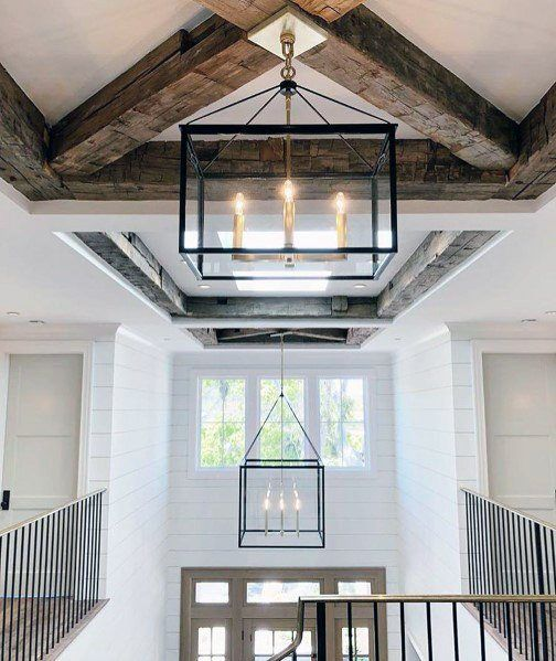 Top 40 Best Foyer Lighting Ideas Illuminated Entrance Designs In