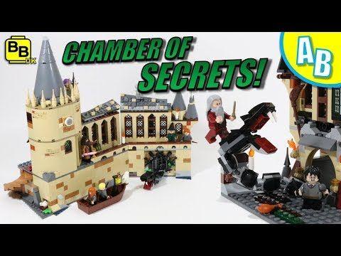 Lego Chamber Of Secrets 75954 Alternative Build Youtube Lego Hogwarts Lego Lego Harry Potter