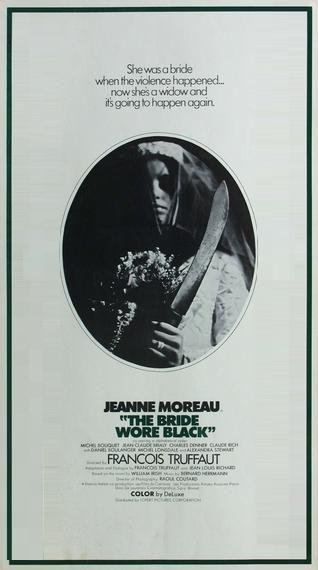 LA NOVIA VESTÍA DE NEGRO (1968)