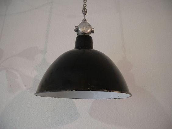 Lovely Details about LBL Bauhaus Emaille Fabriklampe Loft Deckenlampe Lampe Industriedesign Bauhaus Loft and eBay