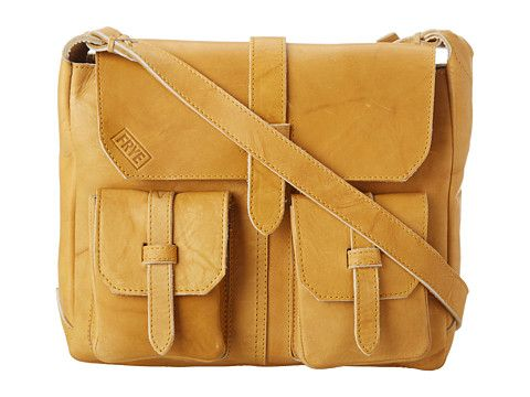 Frye Campus Vintage Shoulder Banana Montana - 6pm.com