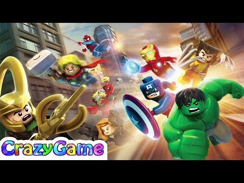 Lego Marvel Super Heroes Complete Walkthrough 100 Story Mode Youtube Lego Marvel Super Heroes Lego Marvel S Avengers Lego Marvel