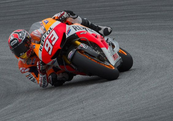 Marc Marquez Photo - MotoGP Tests in Sepang - Day Three