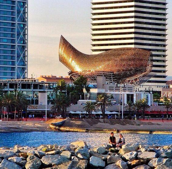 Plaça de la Barceloneta