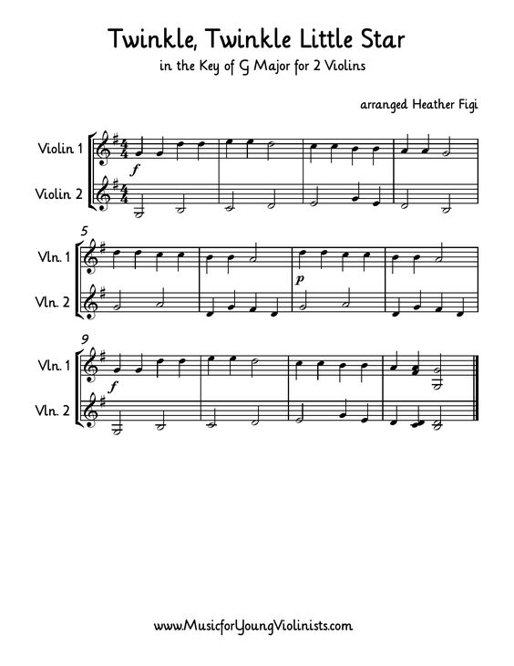 Violin violin tabs for twinkle twinkle little star : Pinterest • The world's catalog of ideas