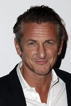 Sean Penn. The perfect example of someone you are drawn to...who you probably shouldn't be.