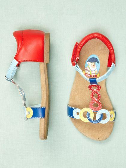 T-Strap Sandal by Oilily - http://www.gilt.com/invite/saltspringislandgirl