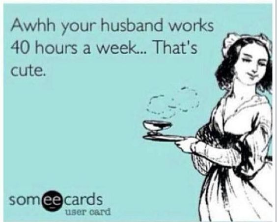 So funny!!  Are there any jobs where a chef only works 40 hours a week?