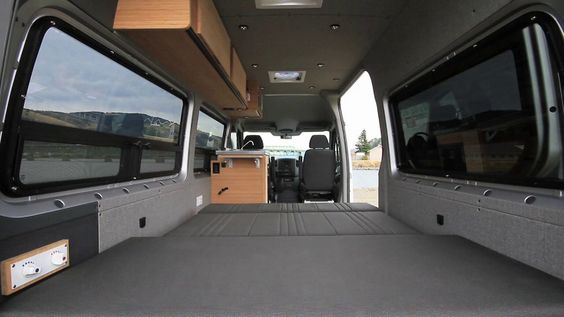 Sprinter Van Conversion Kits