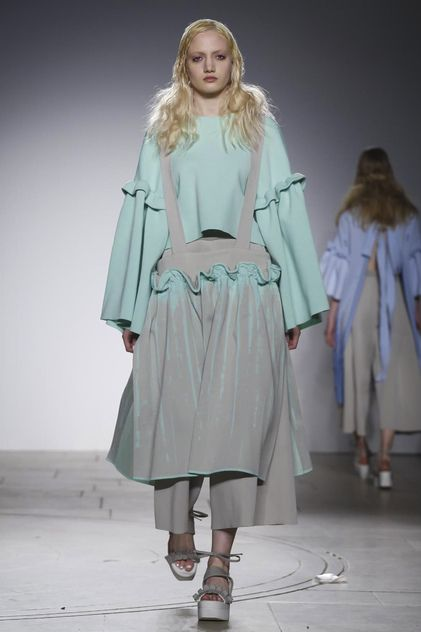 London College of Fashion Ready To Wear Fall Winter 2015 London
