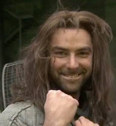 Dean O'Gorman, smiling Kili actor The Hobbit: The ...