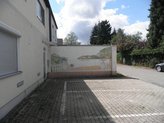 Fresko in Fürstenfeldbruck von  E M O  S C H U S C H N I G