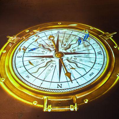 Der #magische #Kompass im Piraten-Dorf.