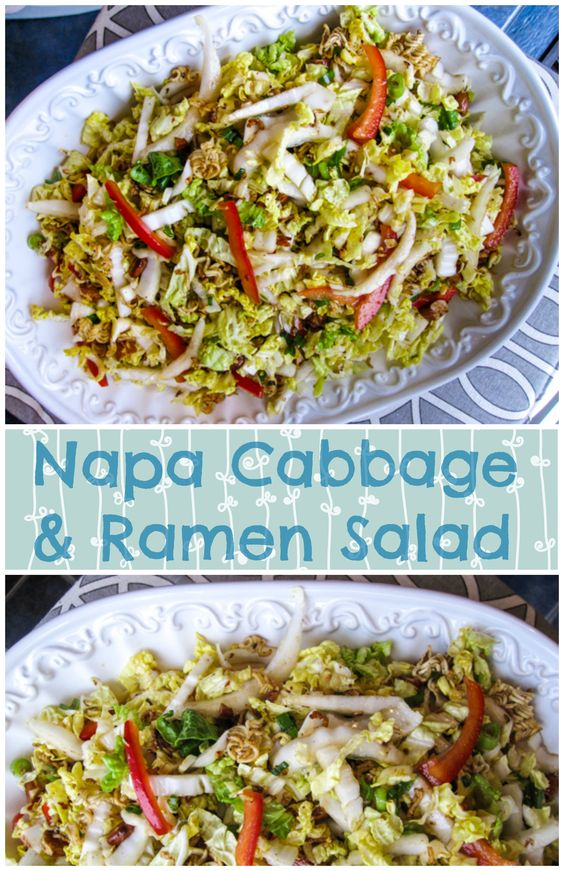 explore cabbage ramen napa cabbage salad and more napa cabbage ...
