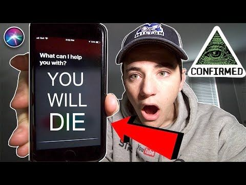 How To Get Siri To Tell The Truth At 3am Challenge Proof Siri Is Real She Told Me This Youtube Tell The Truth Youtube Challenges
