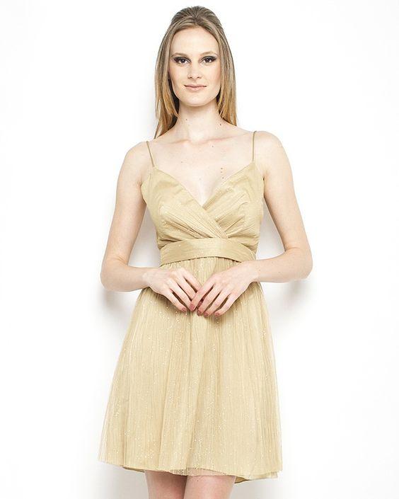 Vestido Platina - Cavendish - Coquelux - O jeito smart de comprar chic na internet
