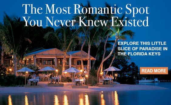 The Most Romantic Spot in Florida You Never Knew Existed: Explore this little slice of paradise in the Florida Keys.