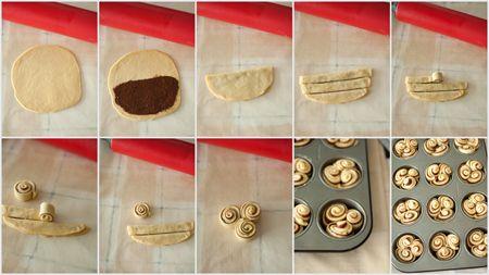 Tortellini: Chocolat Ruzica