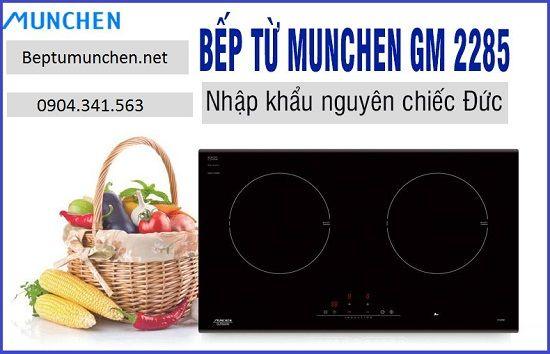Bếp từ Munchen GM 2285