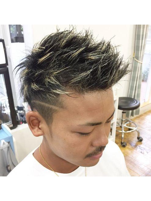 グリッターショート L005607505 ログ 渋谷 L O G のヘアカタログ