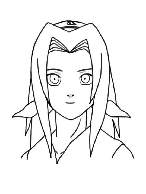 49 Desenhos Do Naruto Para Imprimir Pintar Em 2020 Com Imagens