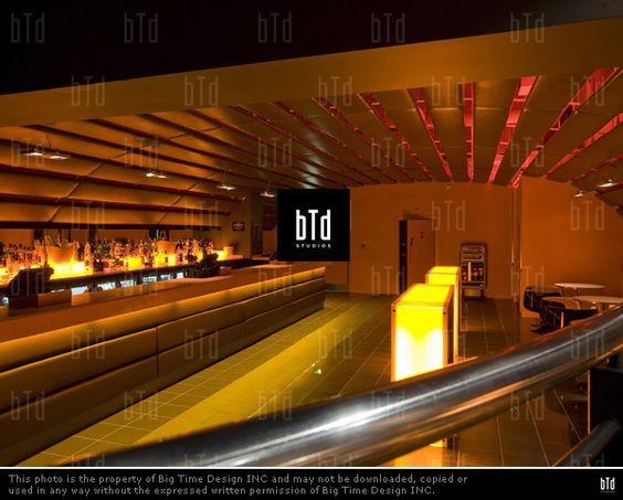 Shadeh Nightclub Design I5design Portfolio Lounge Bar