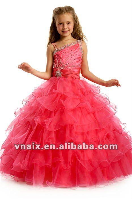 vestidos de 10 años para niñas Welcome To Vnaix Bridals
