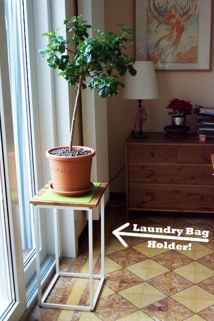 Make A Modern Plant Stand On The Cheap Ikea Hacks Plant