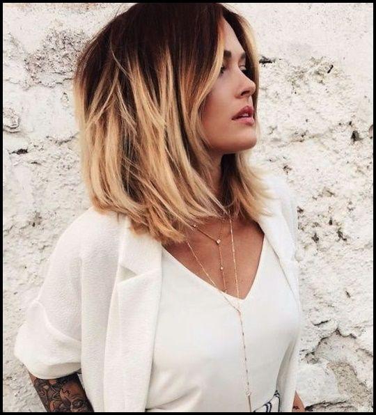 Winter Haircuts 2018 Women Hair Color Ideas Thick Hair Styles Hair Styles Hair Color For Women