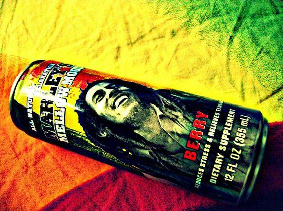La boisson Bob Marley arrive en France !!!