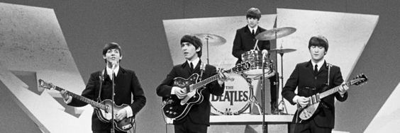 Harry Benson, The Beatles On The Road, 1964-1966 - Ed Sullivan Show