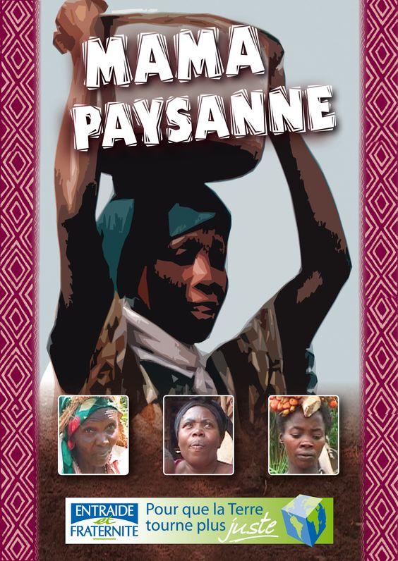 In deze Franstalige documentaire maken we kennis met drie Congolese vrouwen uit de regio van de Grote Meren in Centraal Afrika. Deze boerinnen kunnen door hun harde werken, onuitputtelijke moed en vernuft, hun familie eten geven. Sterke vrouwen zijn het maar dit toch heel wat te verduren krijgen in een regio gekenmerkt door geweld en armoede. Ze hebben een voortrekkersrol op zich genomen en stimuleren andere vrouwen tot meer verzelfstandiging en ontwikkeling.
