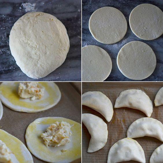 Gluten Free Potato Pierogi (Use Authentic Foods Xanthan Gum, or substitute guar gum to make corn free.)