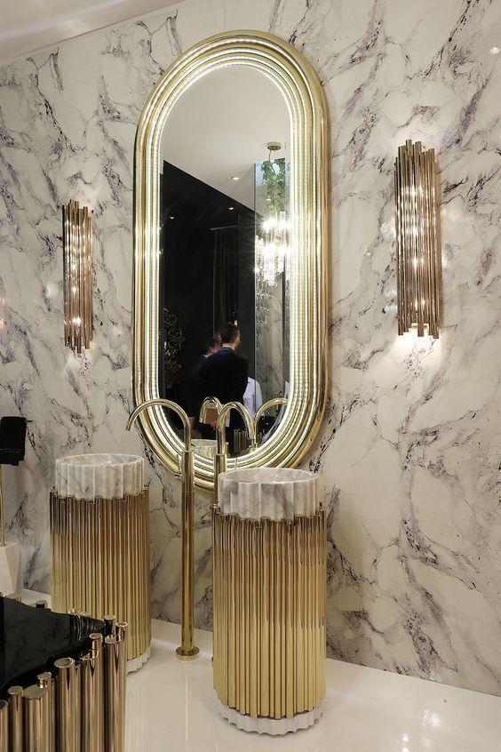 Modern Bathroom Vanity Ideas In 2020 Modern Interior Design Interior Design Trends Interior Design