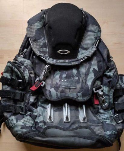 Oakley Kitchen Sink Tactical Field Gear Backpack Bag Camo Green Black Ap Backpack Bags Bags Green Black S