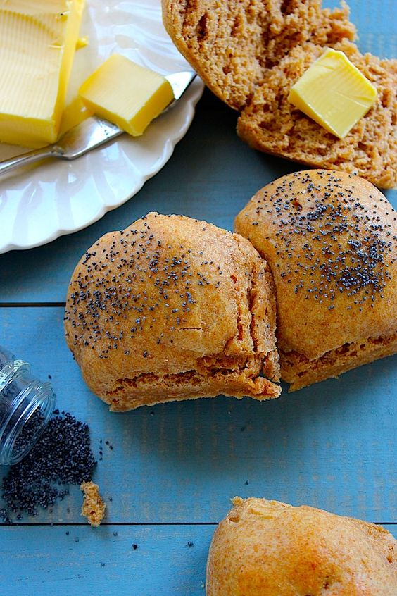 Someone said:  30 Minute Spelt Rolls That Are Light & Airy!  These rolls will blow you away!