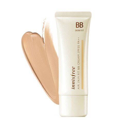 Innisfree Air Skin Fit BB Cream 02 Natural Beige  SPF35 PA 40ml ** To view further for this item, visit the image link.
