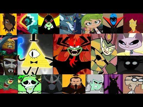 Defeats Of My Favourite Cartoons Villains Disney Xd Nikelodeon Cartoon Network Disney Villains Villain Character Villain