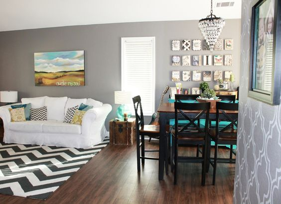 Creatively Quirky At Home My New Gray Living Room Sherwin Williams Dove Tai