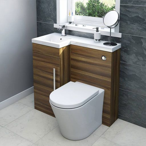 Toilet Sink Combo For Small Bathroom