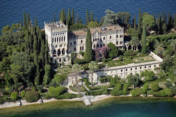 Lake Garda: Isola del Garda 2014 opening @GardaConcierge