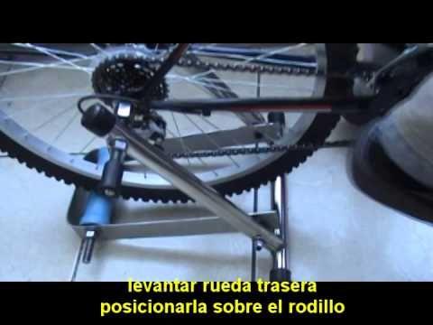 Rodillo Bicicleta Nº 3 Rodillos Para Bicicletas Parrilla Para Bicicleta Rodillo Para Bicicleta