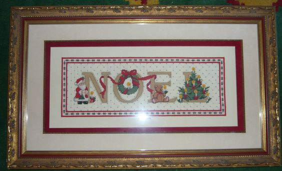 Cuadro de Navidad: Picture Of, Boxes, Cross Stitch, Christmas, My Pictures