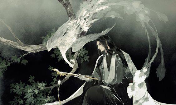 Môn phái: Vạn Hoa - Game: VLTK 3D - Artist: 伊吹五月 (Ibuki Satsuki)   Periacon Anso