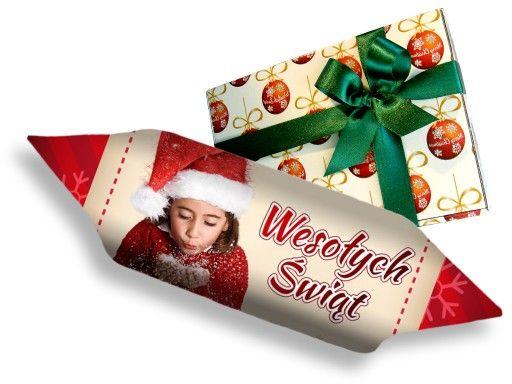 Krowki Ze Zdjeciem Swieta Wigilia Mikolaj Gratisy 7046477934 Oficjalne Archiwum Allegro Christmas Ornaments Novelty Christmas Holiday Decor