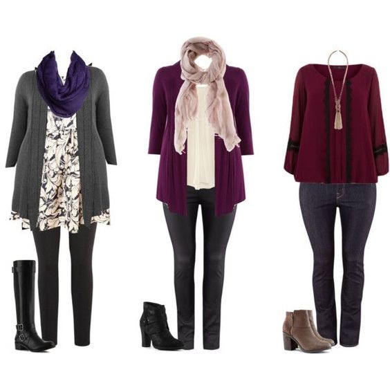 Plus Size Fall Clothing